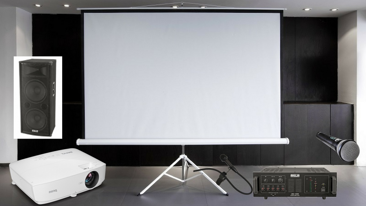 100 projectors for rent in chennai from 999 near you rentsher. Black Bedroom Furniture Sets. Home Design Ideas