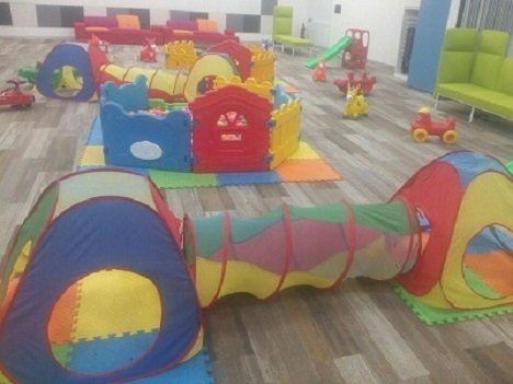 Birthday party play area rental